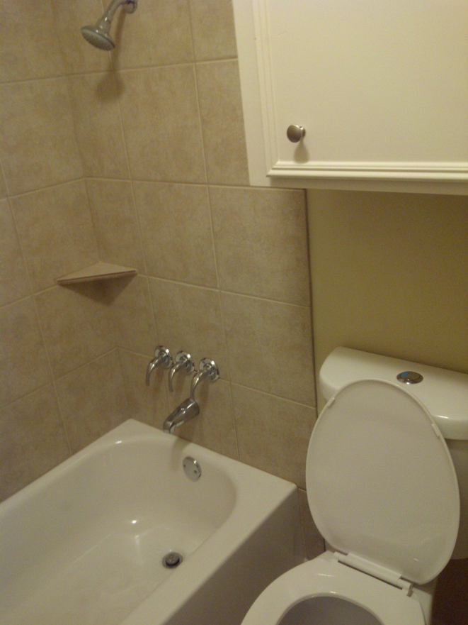 This is a picture of the bathroom at 106 Magnolia Lane, Conroe, Texas 77304